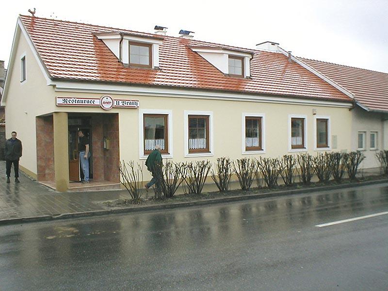 Fotogalerie prováděných prací z akce: Slovácká restaurace - p.Bauer