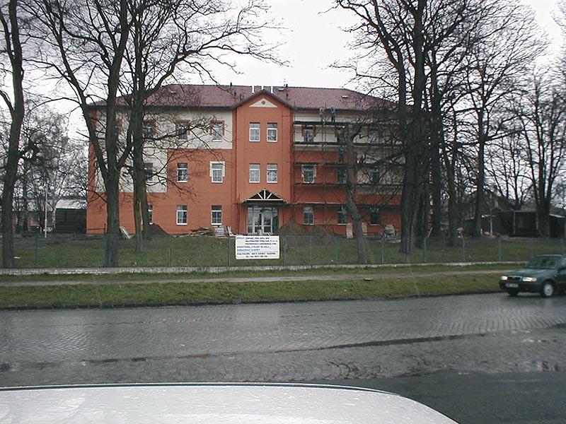 Fotogalerie prováděných prací z akce: Bytový dům - kasárna Bzenec