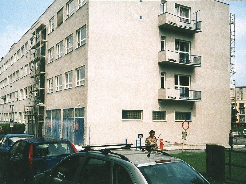 Fotogalerie prováděných prací z akce: MDZ   Zlín