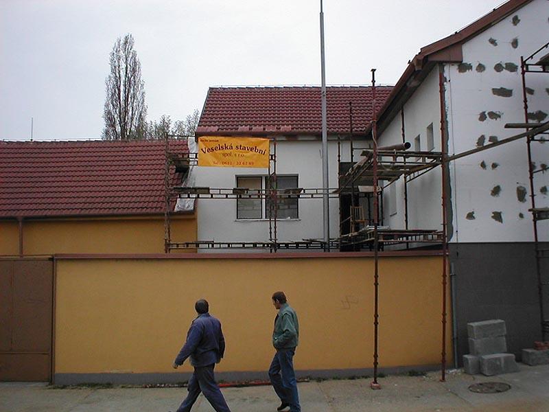 Fotogalerie prováděných prací z akce: Městská policie Veselí n./Mor.